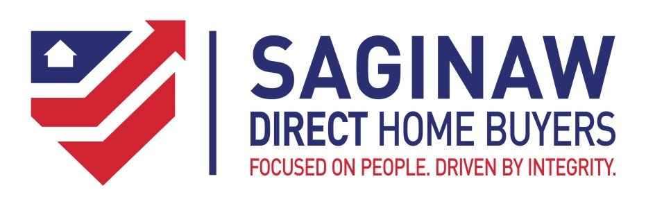 we buy houses Saginaw MI | logo