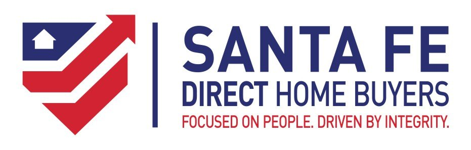 we buy houses Santa Fe NM | logo