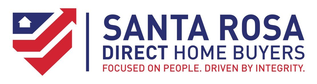 we buy houses Santa Rosa CA | logo