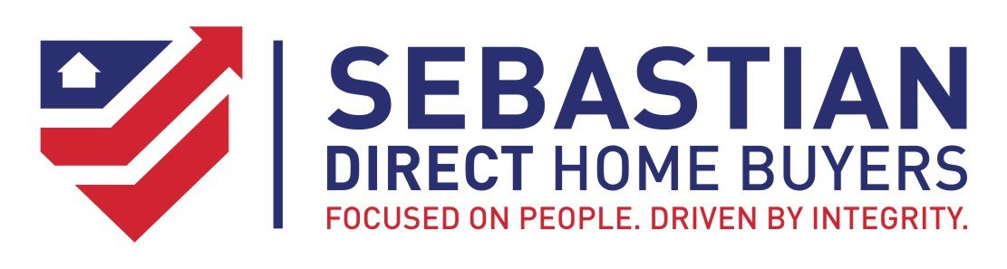 we buy houses Sebastian FL | logo