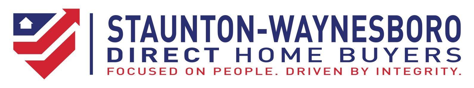 we buy houses Staunton VA   logo