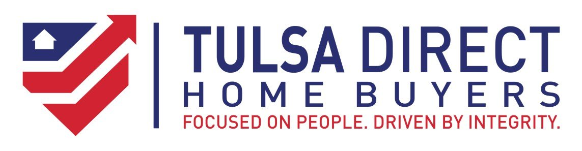 we buy houses Tulsa OK | logo