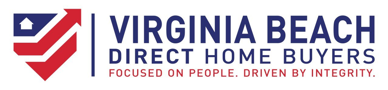 we buy houses Virginia Beach VA | logo