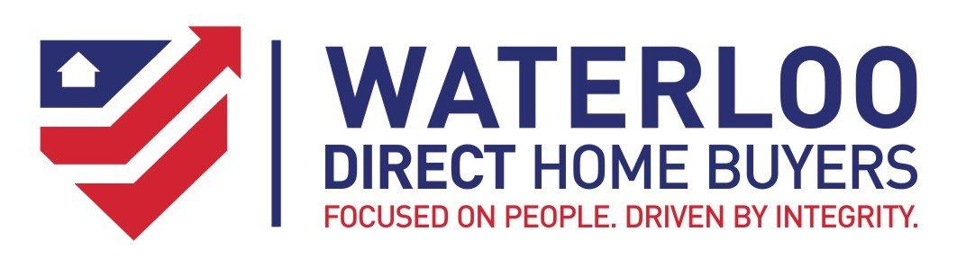 we buy houses Waterloo IA | logo