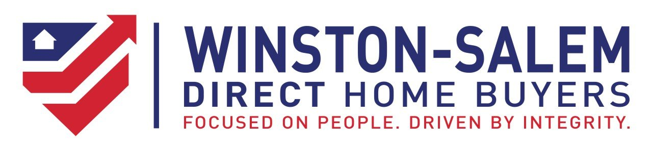 we buy houses Winston-Salem NC | logo