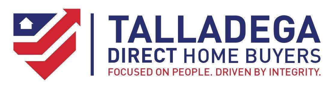 we buy houses Talladega AL | logo