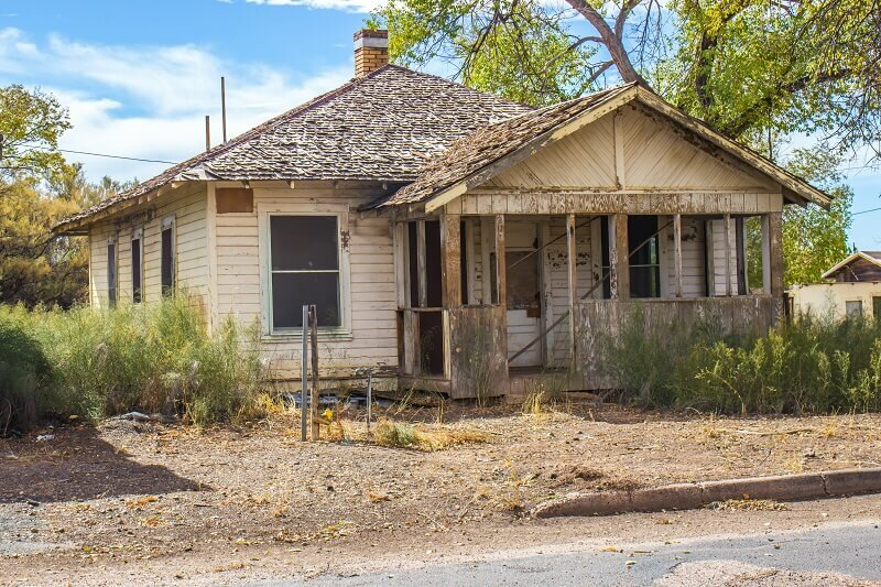 Condemned House Selling