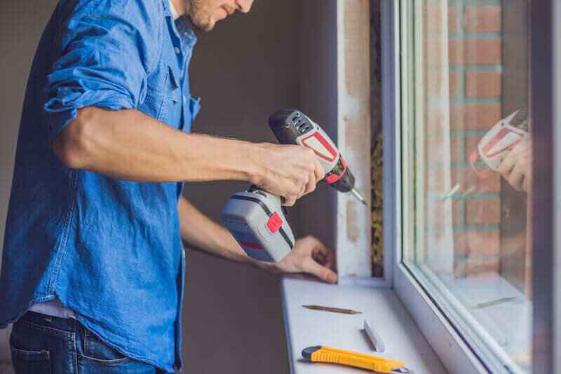 Make Repairs to Your House