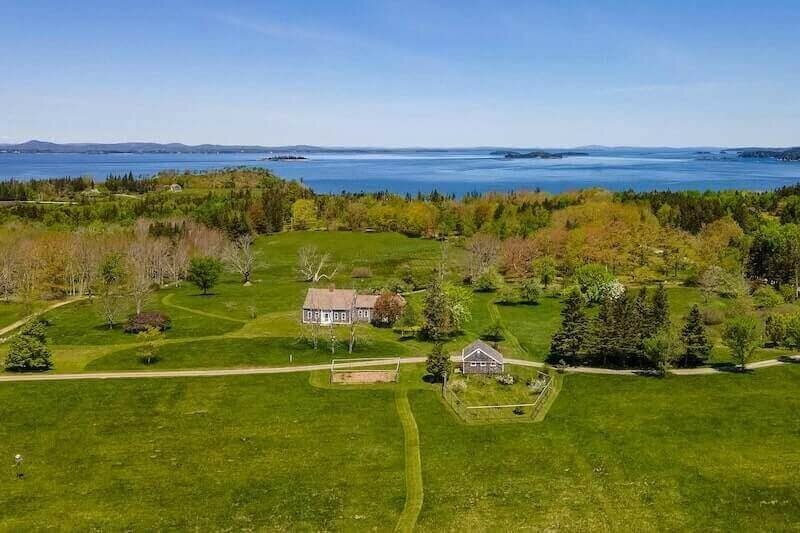 651 & 607 N Shore Rd, North Haven, ME 04853