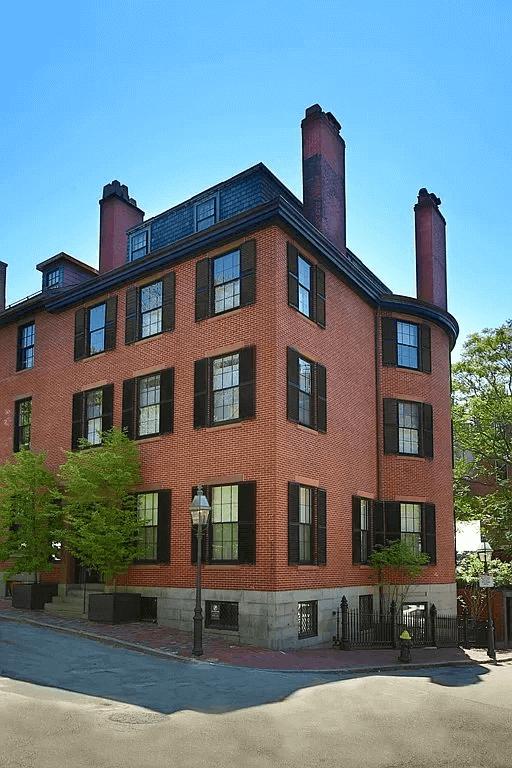 8 Mount Vernon Pl, Boston