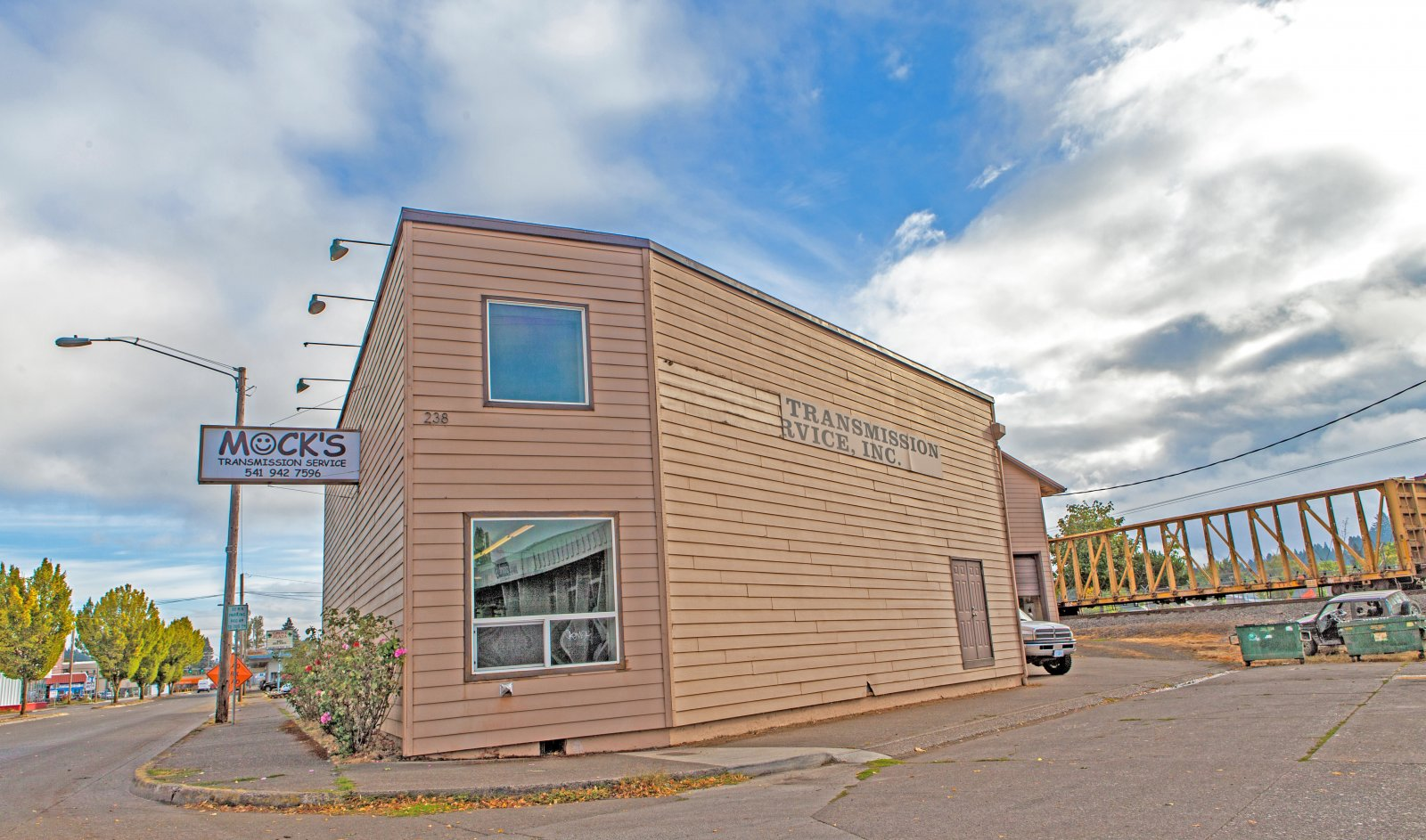 Auto Shop For Rent Near Me >> Commercial Building Former Auto Shop For Sale In Cottage Grove