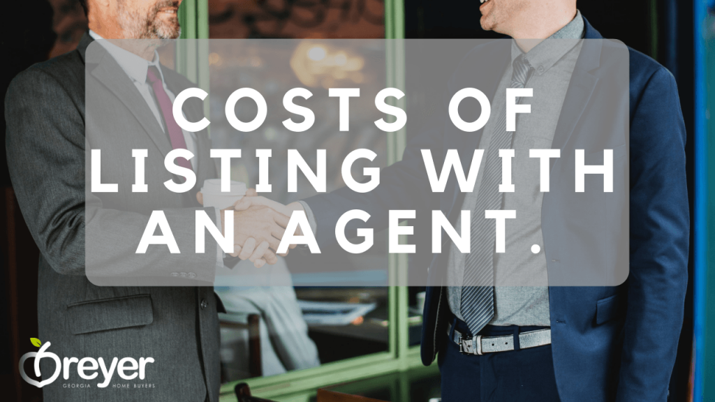 cost of listing your house with an agent atlanta marietta ga georgia how much are closing costs who pays closing costs house closing costs