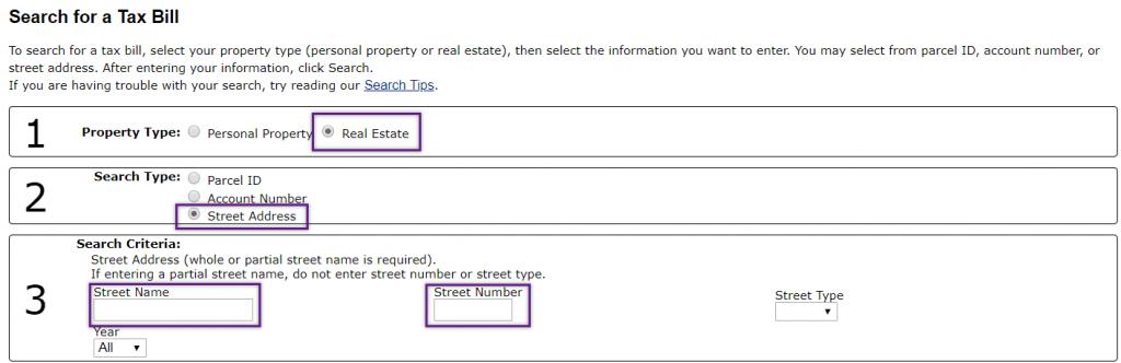 Fulton County Atlanta Property Tax Assessor Search