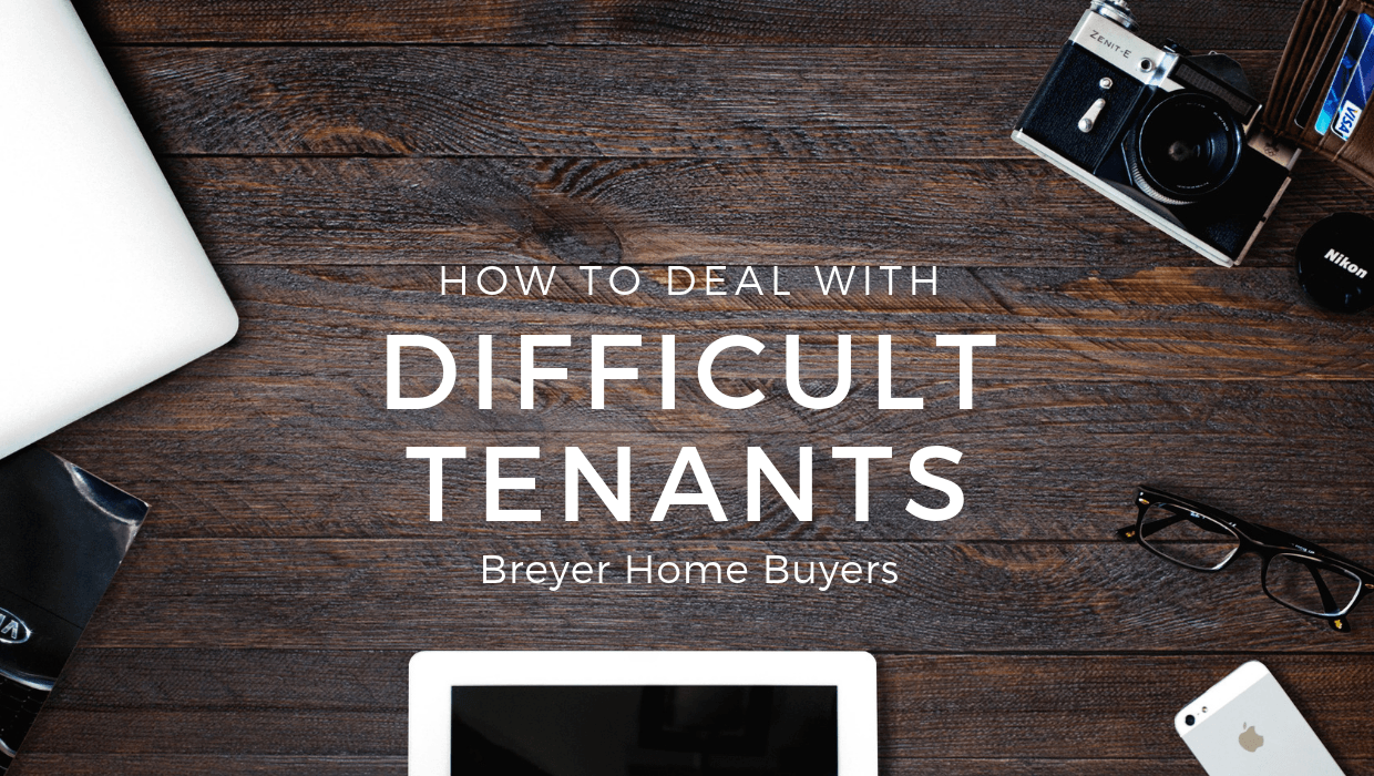 How To Deal With Difficult Tenants Atlanta Georgia Chattanooga Tennessee
