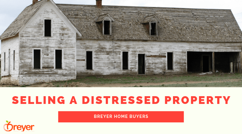 Selling A Distressed Property Atlanta Marietta Roswell Dunwoody Lawrenceville Stone Mountain GA Georgia