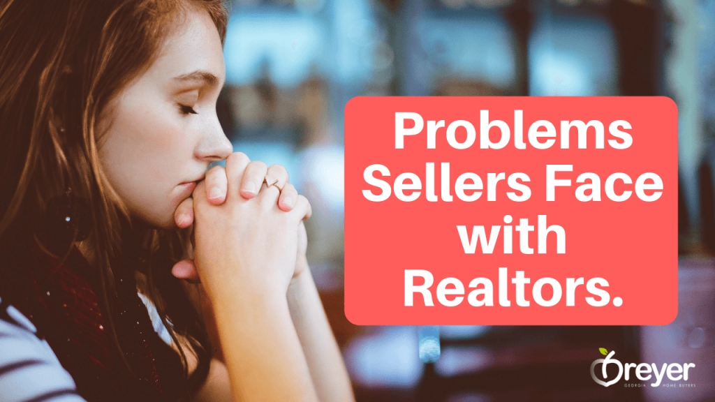 common problems selling a home atlanta marietta roswell dunwoody kennesaw lawrenceville GA georgia