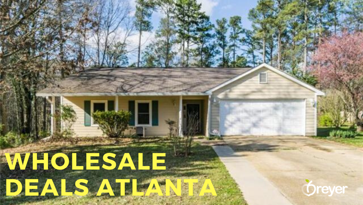 Wholesale Properties Atlanta