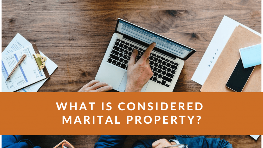 What is considered marital property in Georgia?