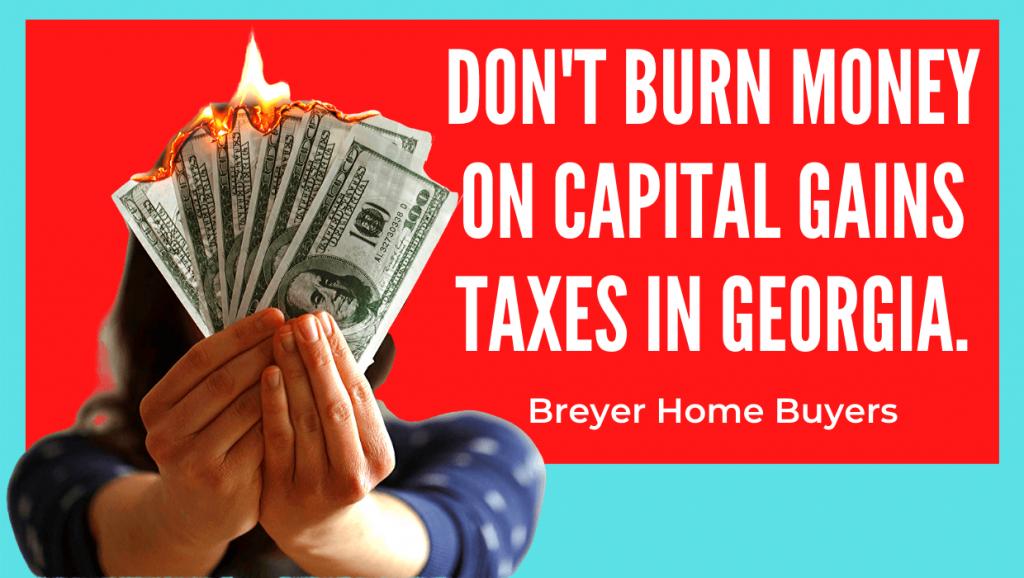 Capital Gains Taxes In Georgia - Capital Gains Tax Rate Georgia - Capital Gains Tax Real Estate
