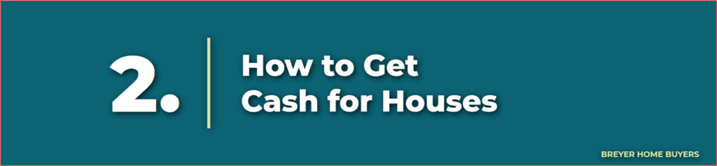 Cash For Houses - Cash Home Buyers - Cash For My House - How Much Will An Investor Pay For My House - House Buyers