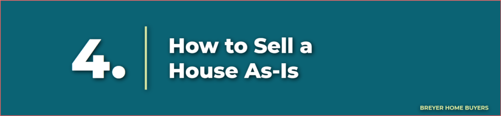 can you sell a house as is - how to sell a house as is - how to sell your house as is - can i sell my house as is