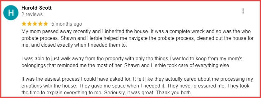 Sell My House Fast - We Buy Houses - We Buy Any House In Any Condition