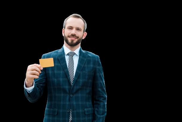 male real estate agent