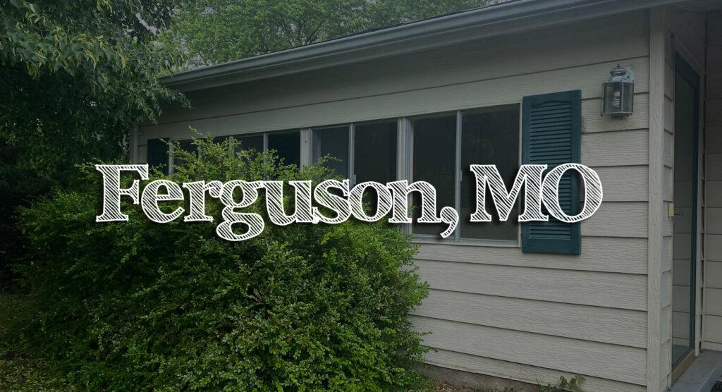 we buy houses ferguson