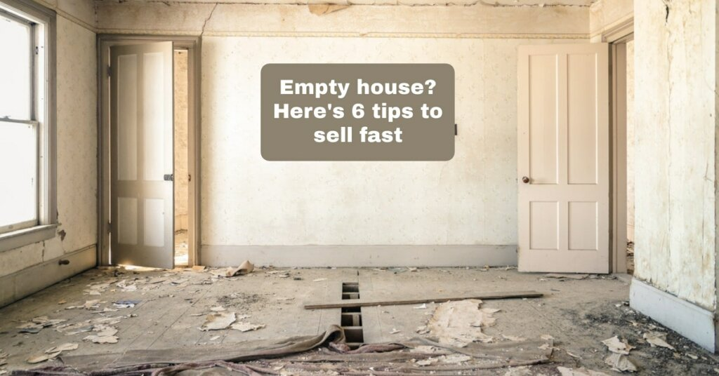 Sell An Empty House In Dallas Fort Worth Metro