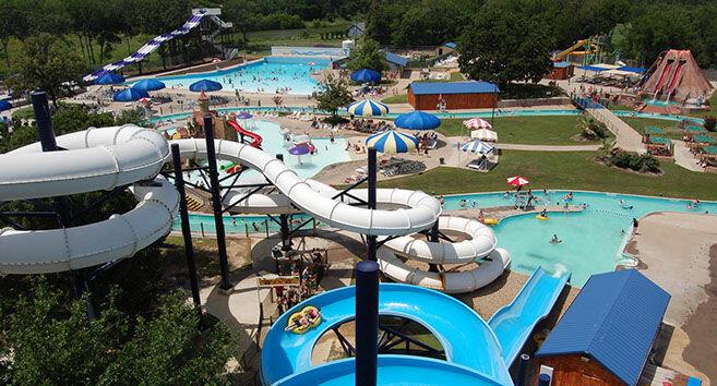 Splash Kingdom Greenville