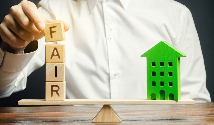 Attach a fair price to your home