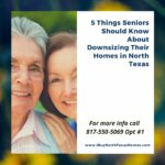 5 things seniors should know about downsizing their homes