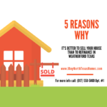 5 reasons why its better to sell your house than to refinance