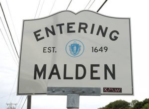 Malden Sign Buy House