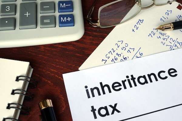 Picture Of The Inheritance Tax Responsibility When Selling An Inherited House