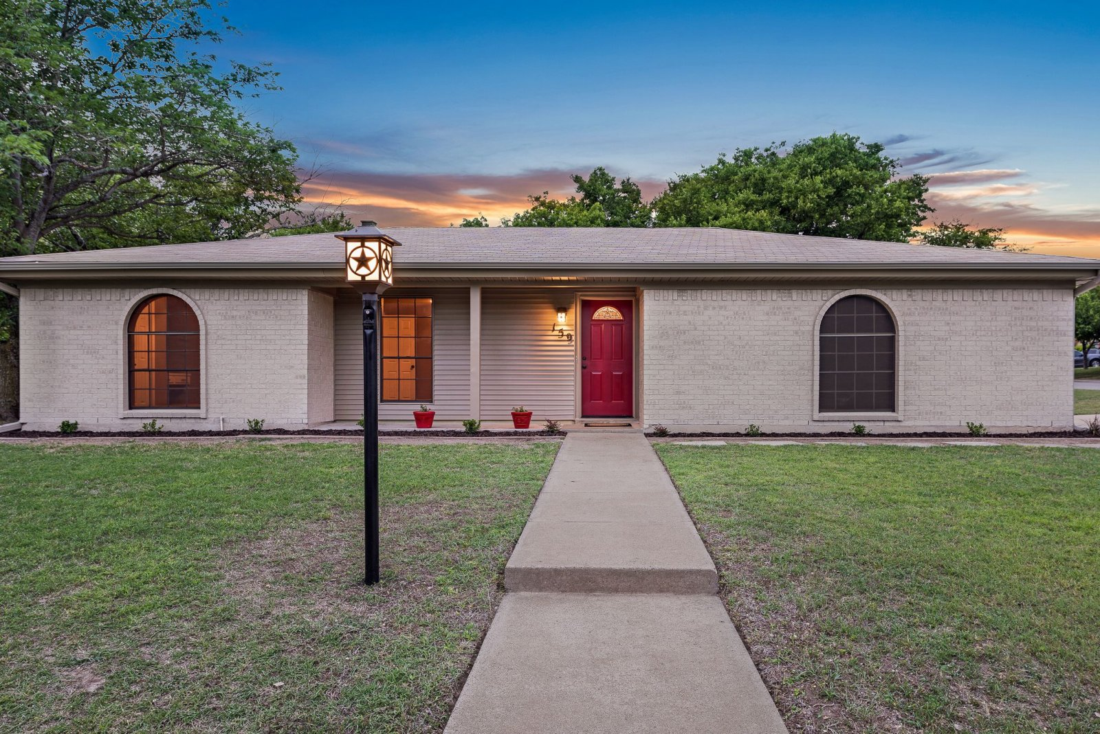 aledo home for sale