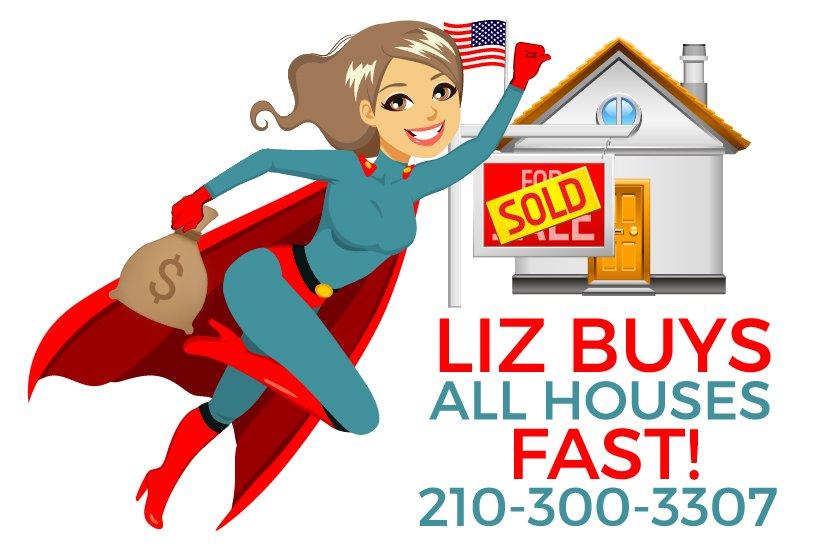 We Buy Houses San Antonio TX logo