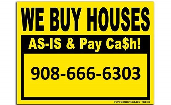 We Buy Houses Cash - Sell My House