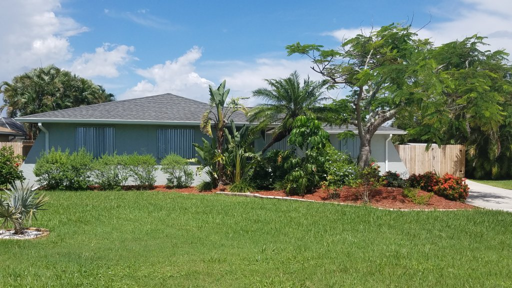 a florida house we bought in cash