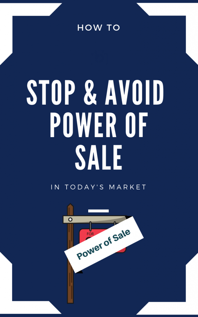 Stop and Avoid Power of Sale Guide