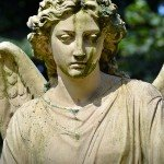 Preparing to Sell an Inherited Property | stone angel statue
