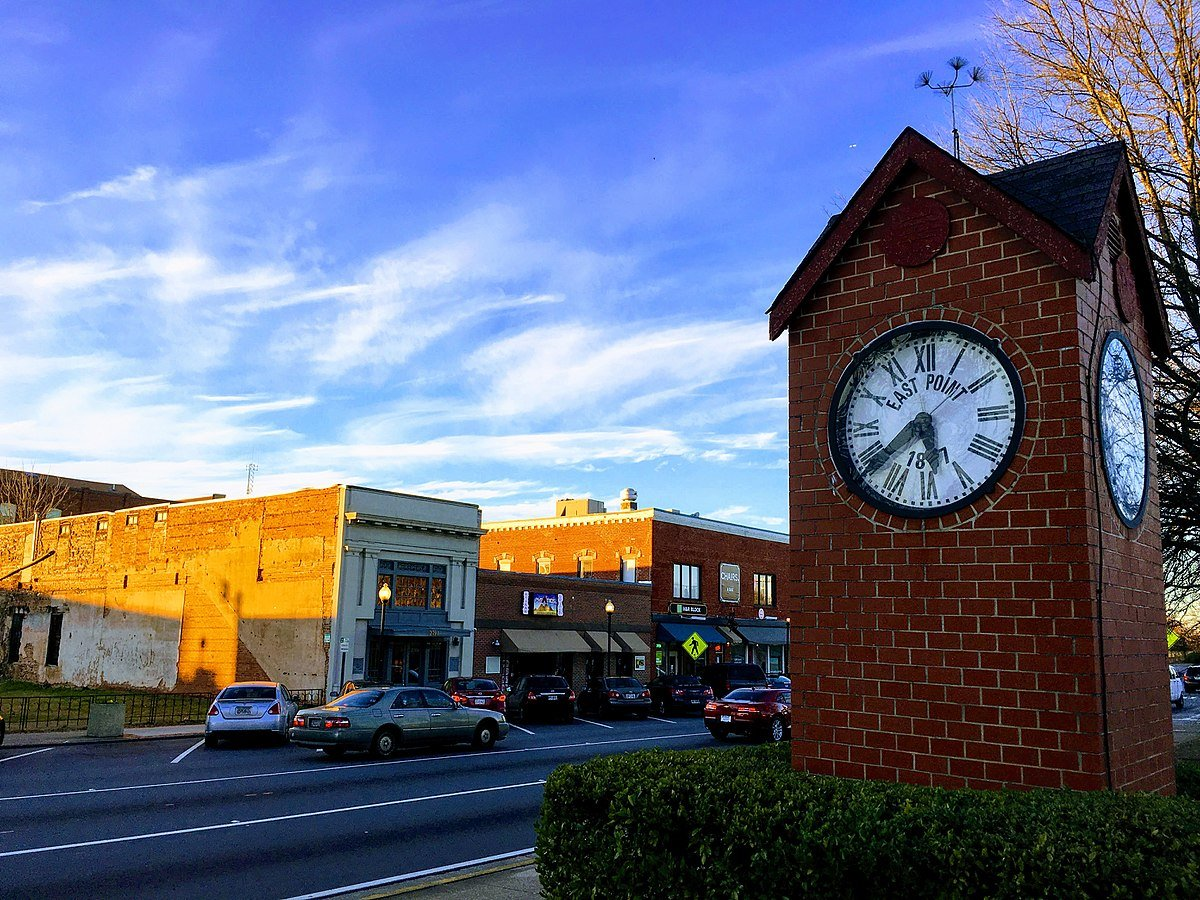 Downtown East Point GA - on the sell your house fast in East Point page