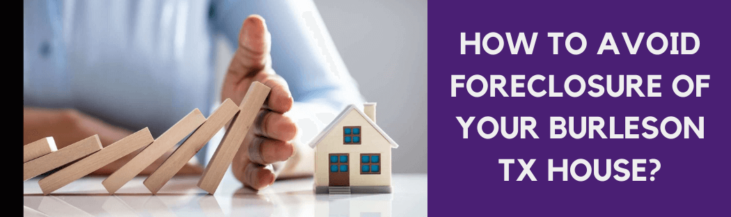 cash for homes in Burleson TX
