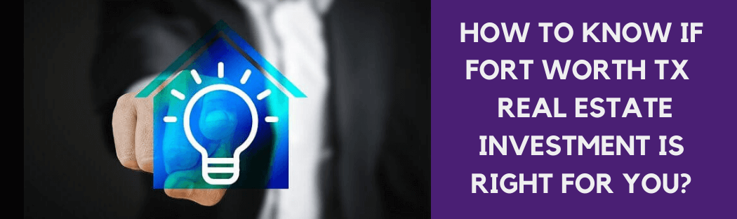 cash for homes in Fort Worth TX