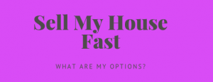 Sell My House Fast -from canva.com