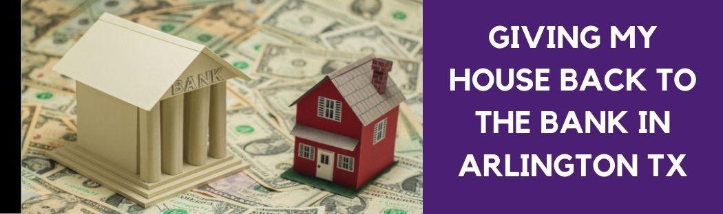 cash for homes in Arlington TX