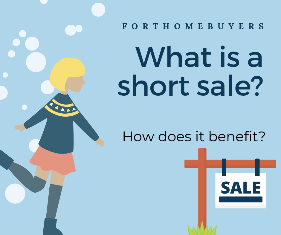 short sale and how it benefit you