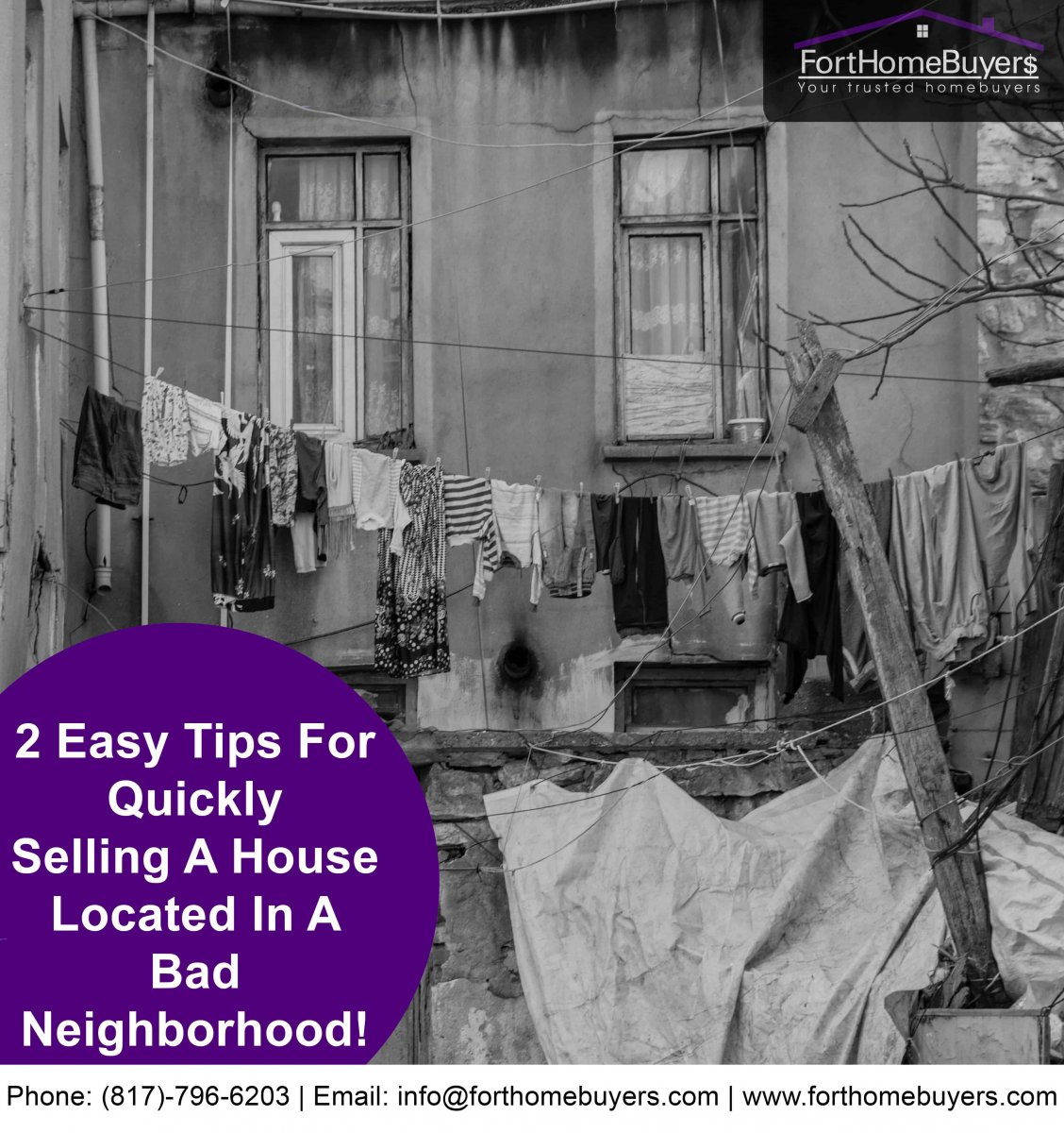 Easy Tips For Quickly Selling A House