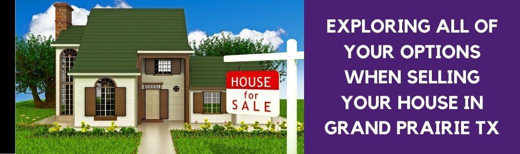 cash for homes in Grand Prairie TX
