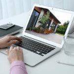 A guy selling a house fast online in Nebraska